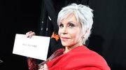 Jane Fonda fryzurę na Oscary przygotowywała siedem godzin