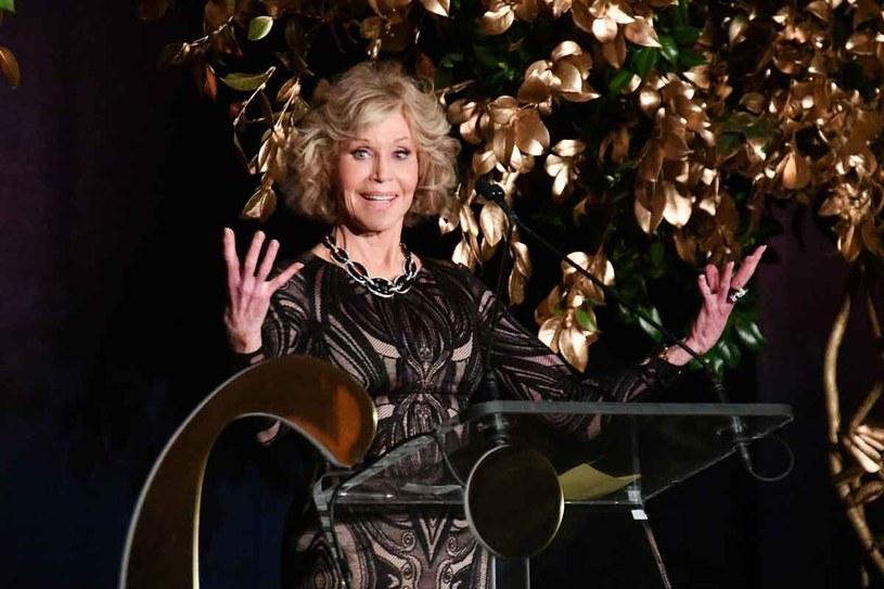 """Jane Fonda: """"Ja mam 80 lat! Naprawdę  w tym wieku  człowiek już zna siebie  na wylot"""" /Getty Images"""