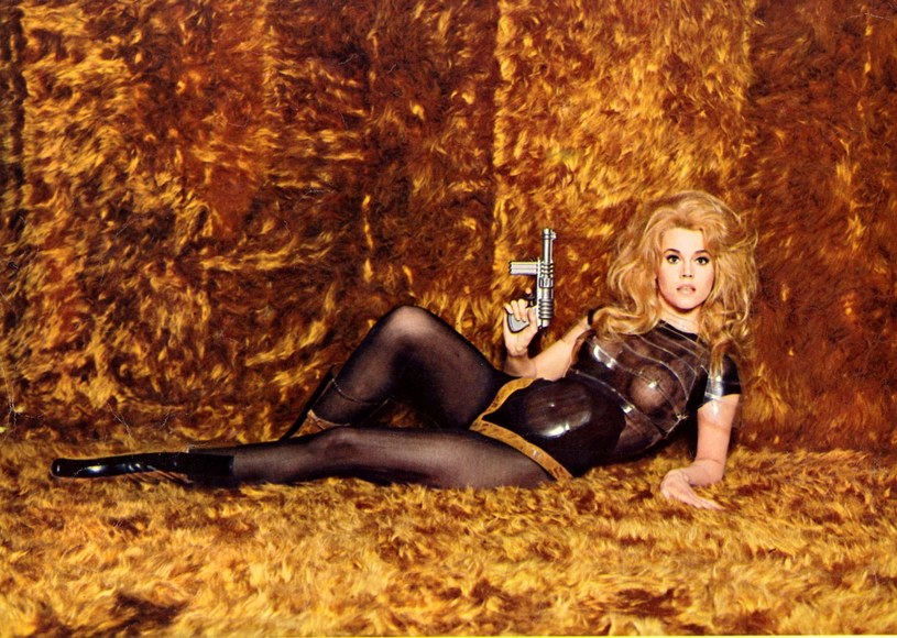 Jane Fonda jako Barbarella /Mary Evans Picture Library /East News