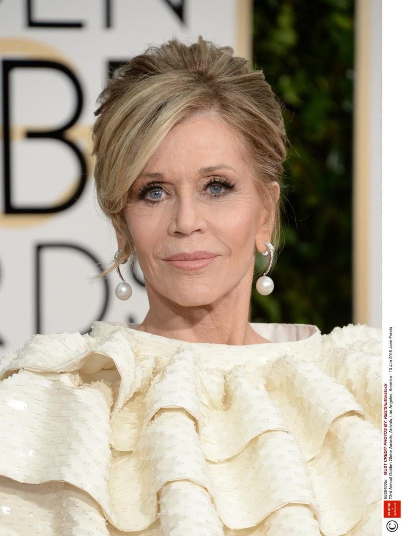 """Jane Fonda nie otrzymała nominacji za rolę w filmie """"Młodość"""". /East News"""