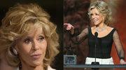"""Jane Fonda o kobietach: """"Na starość jesteśmy mniej warte"""""""