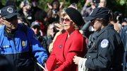 Jane Fonda ponownie zatrzymana za udział w proteście klimatycznym