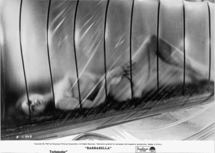"Jane Fonda w filmie ""Barbarella"" /AKG Images /East News"