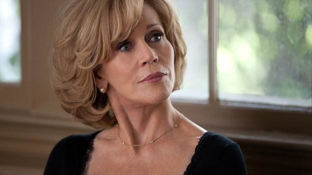 """Jane Fonda w filmie """"Powiedzmy sobie wszystko"""" /materiały dystrybutora"""