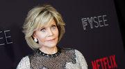 """Jane Fonda: Załamanie nerwowe na planie serialu """"Grace and Frankie"""""""