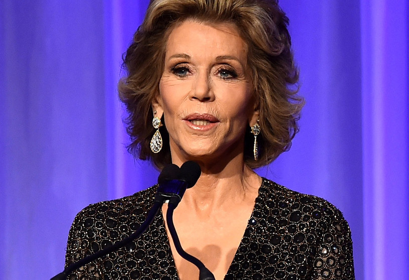 Jane Fonda /Getty Images