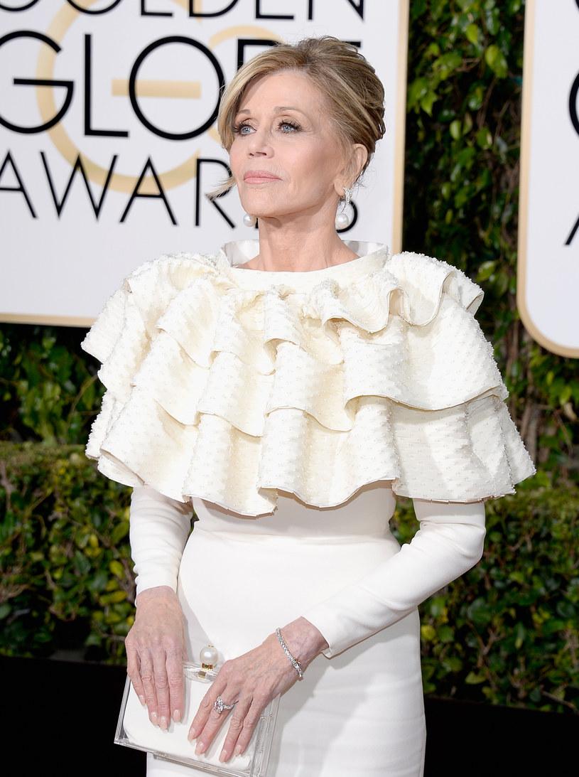 Jane Fonda /Kevork Djansezian /Getty Images
