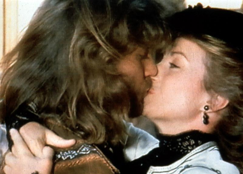 "Jane Seymour, czyli dr Michaela ""Mike"" Quinn i Joe Lando, czyli Byron Sully /AKPA"