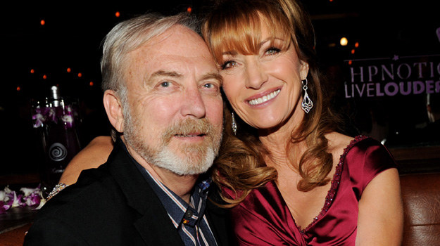 Jane Seymour i James Keach /Kevin Winter /Getty Images