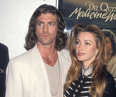 """Jane Seymour i Joe Lando, gwiazdy serialu """"Doktor Quinn"""", znowu razem na planie"""
