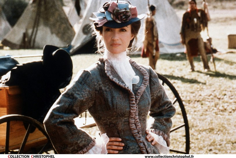 "Jane Seymour jako ""Dr Quinn"" /East News"
