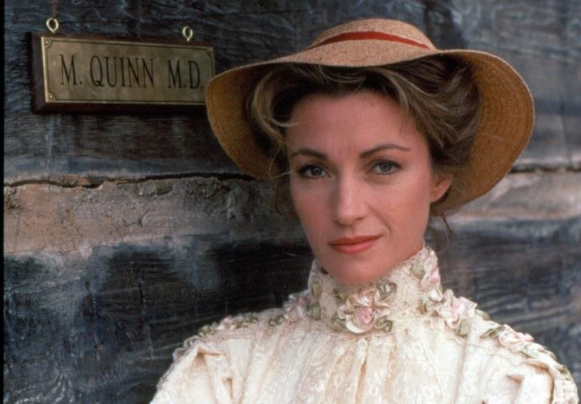 Jane Seymour jako Dr. Quinn /Bob Greene /Getty Images