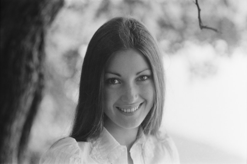 Jane Seymour w 1969 roku / David Cairns/Hulton Archive /Getty Images