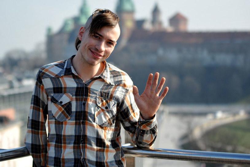 Janek Mela to najmłodszy zdobywca dwóch biegunów /M.Lasyk /Reporter