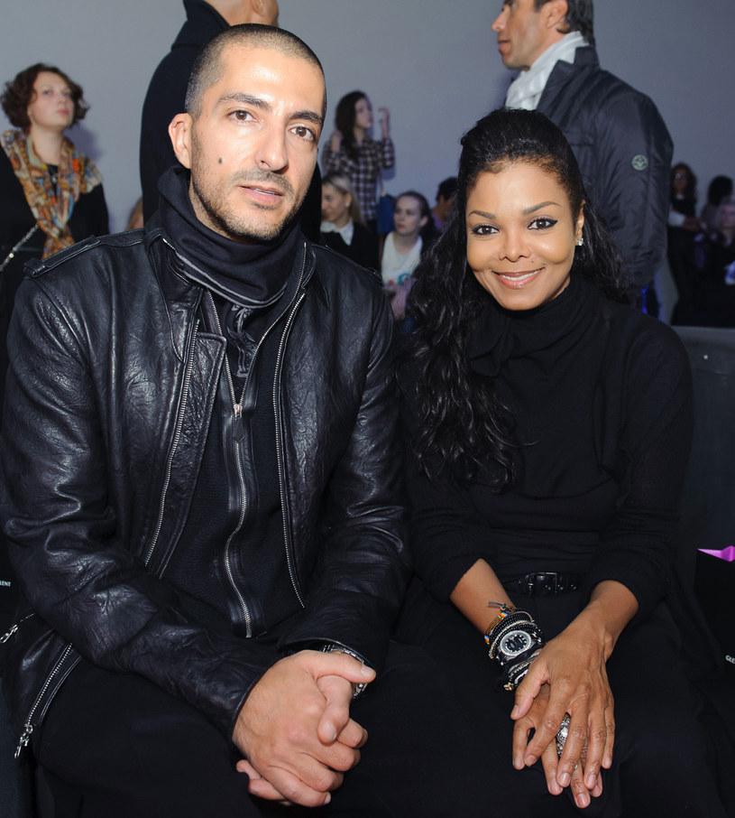 Janet Jackson, Wissam Al Mana /Splashnews