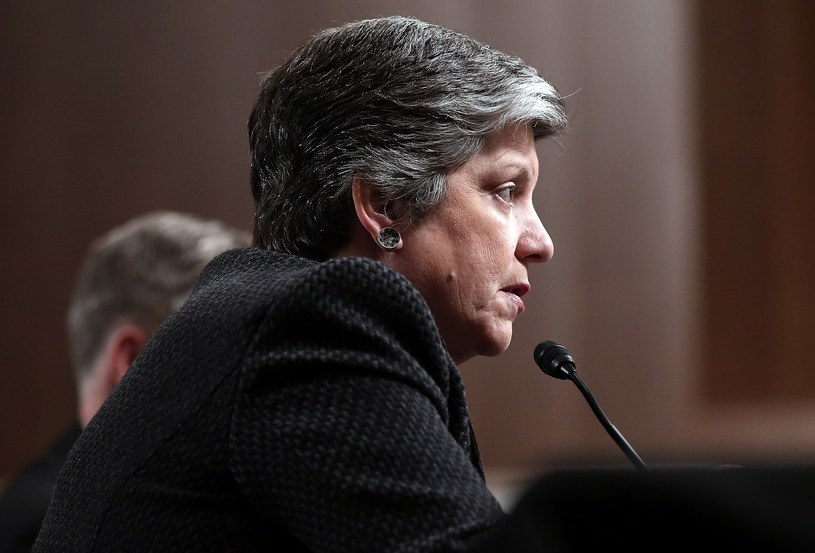 Janet Napolitano /AFP
