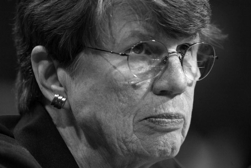 Janet Reno /zdj. archiwalne z 2004 roku /TIM SLOAN / AFP /AFP