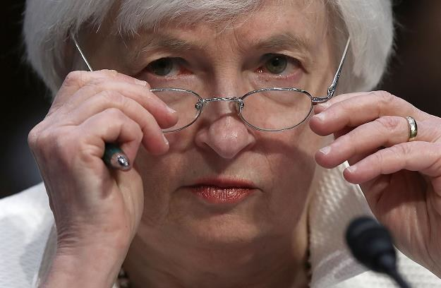 Janet Yellen /fot. Win McNamee/Getty Images/AFP /AFP