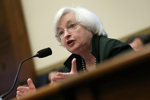 Janet Yellen, przewodnicząca Rezerwy Federalnej /AFP
