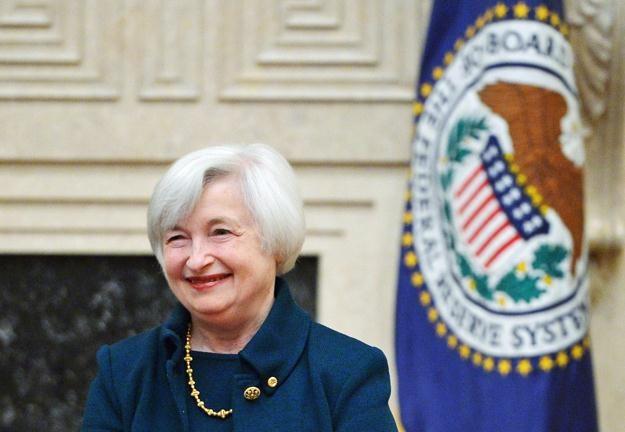 Janet Yellen, szefowa Fed /AFP