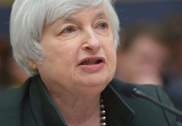 Janet Yellen, szefowa Fed /AFP