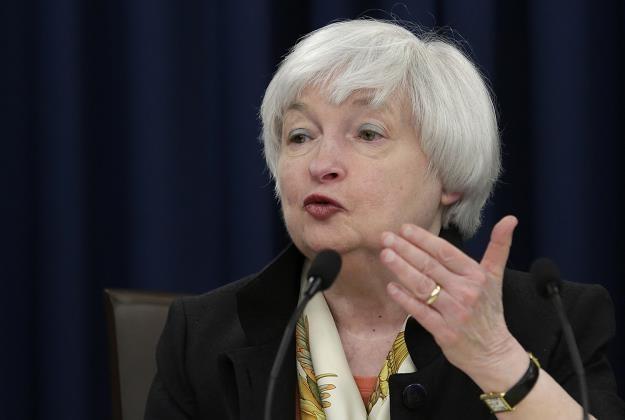 Janet Yellen, szefowa Fedu /AFP