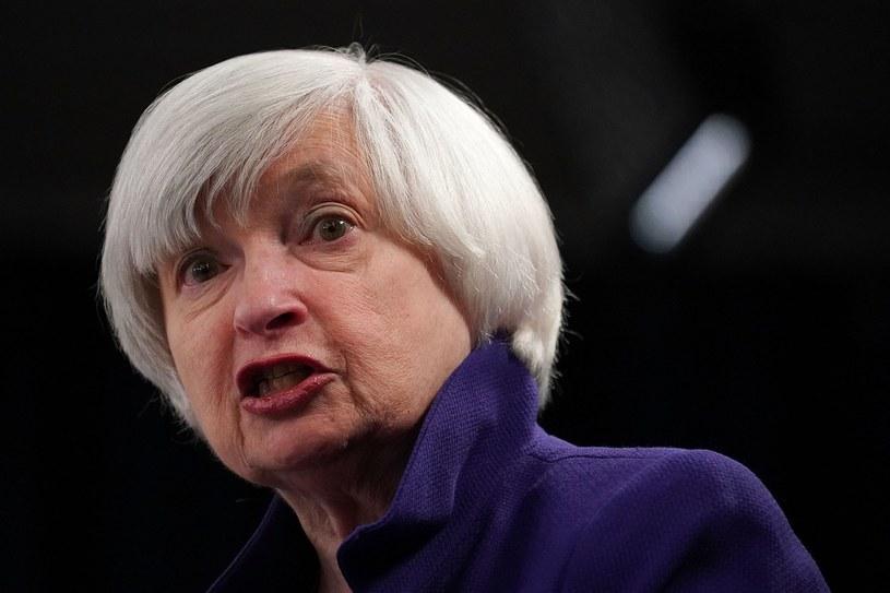 Janet Yellen / AFP