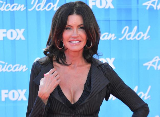 Janice nie wygląda na zmartwioną... /Getty Images
