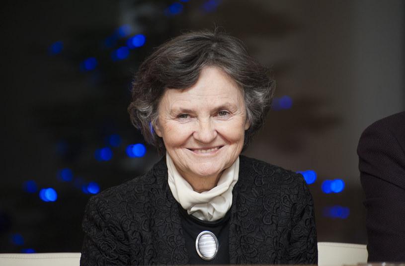 Janina Milewska-Duda (Mama Andrzeja Dudy) /Sebastian Kocon /Agencja FORUM