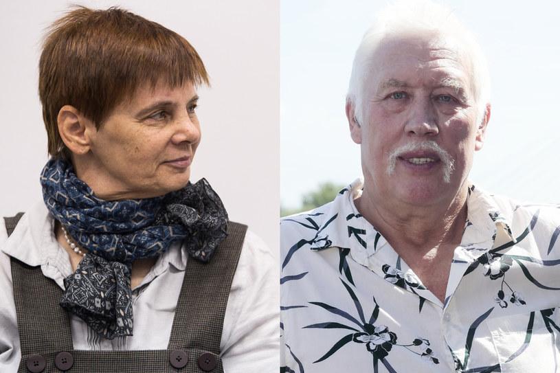 Janina Ochojska i Władysław Kozakiewicz /Marek Kuwak/ Adam Jankowski /Reporter