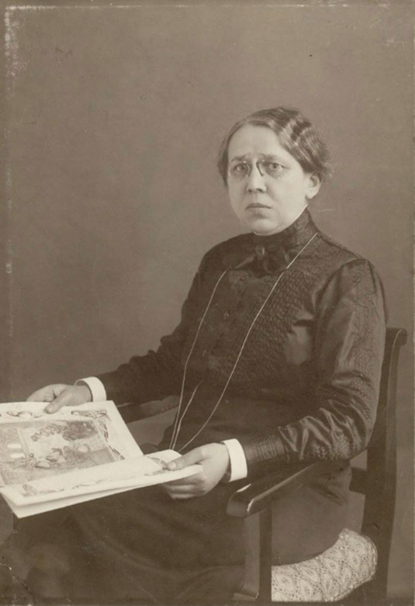 Janina Omańkowska (1859-1927) /Domena publiczna /Wikimedia