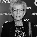 Janina Paradowska nie żyje! Jej nagła śmierć jest ogromnym szokiem!
