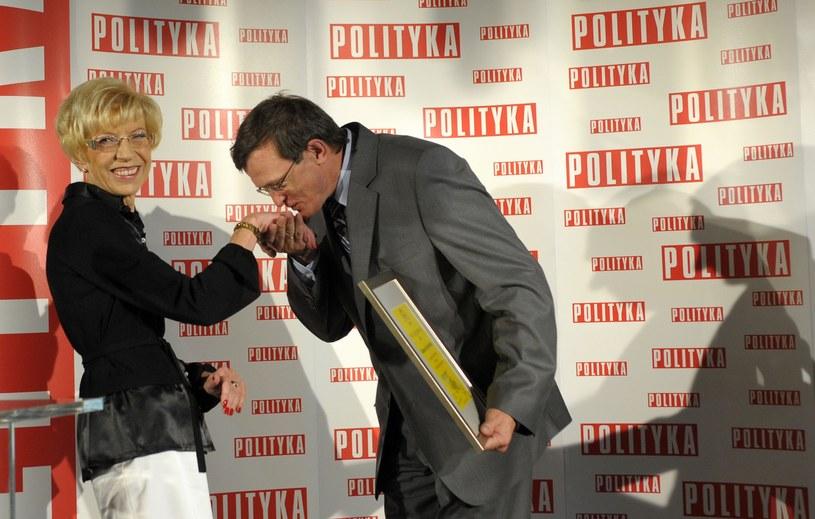 Janina Paradowska /Donat Brykczyński /Reporter