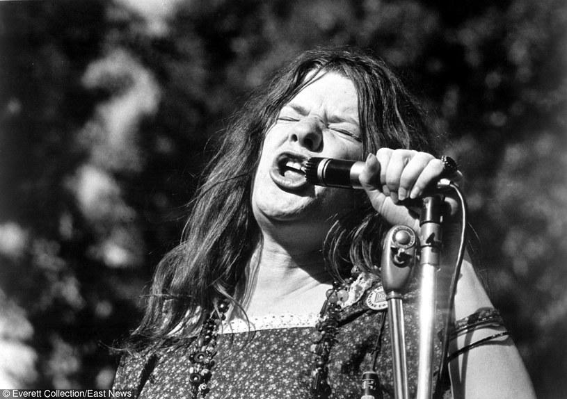 Janis Joplin w latach 60. /Everett Collection /East News