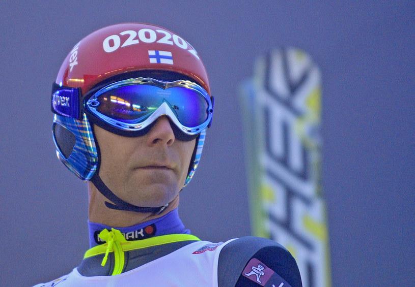 Janne Ahonen /ROBERT MICHAEL /AFP