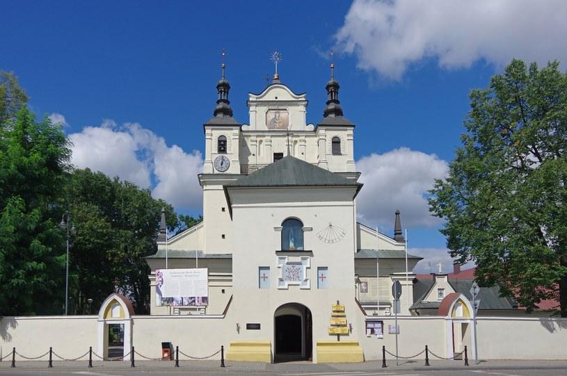 Janów Lubelski, Sanktuarium Matki Bożej Różańcowej Łaskawej /ZOFIA BAZAK/Marek Bazak /East News