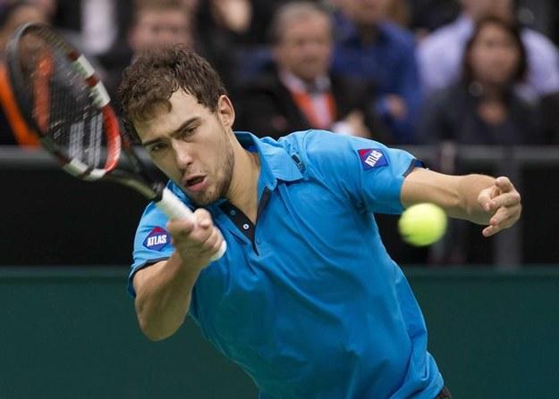 Janowicz awansował w rankingu ATP