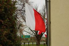 Janowo koło Kwidzyna - świętuje niepodległość