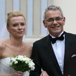 Janowski już po ślubie