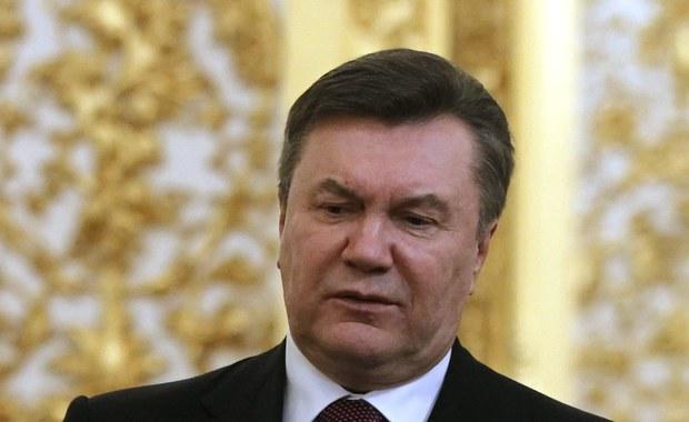 Janukowycz: Jesteście o krok od rozlewu krwi. Zatrzymajcie się!