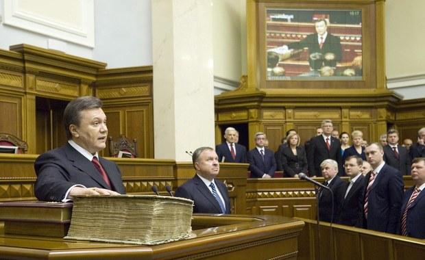 Janukowycz nowym prezydentem Ukrainy