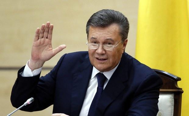 Janukowycz przerwał milczenie. Chce referendum w całej Ukrainie