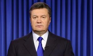 Janukowycz zwolnił szefa sztabu generalnego
