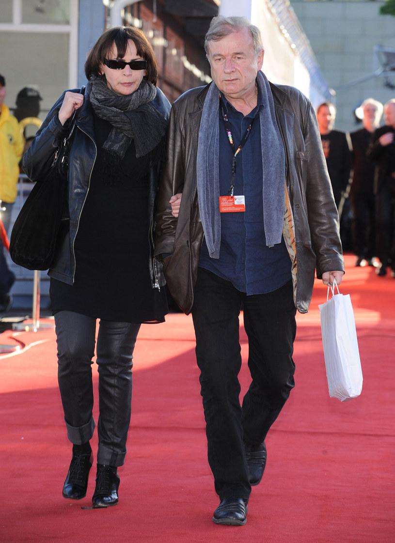 Janusz Anderman i Kamila Drecka /Tricolors /East News