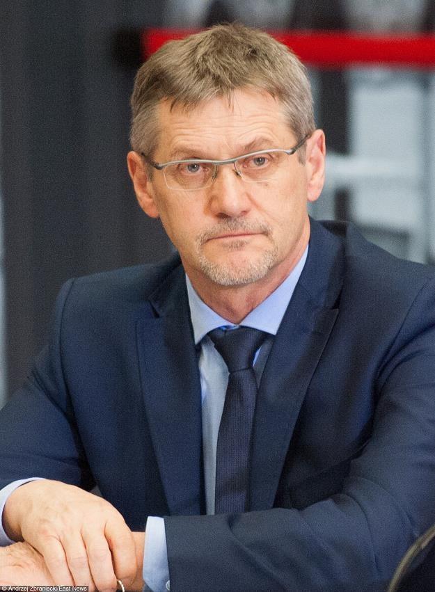 Janusz Cichon - wiceminister finansow, fot. Andrzej Zbraniecki /East News