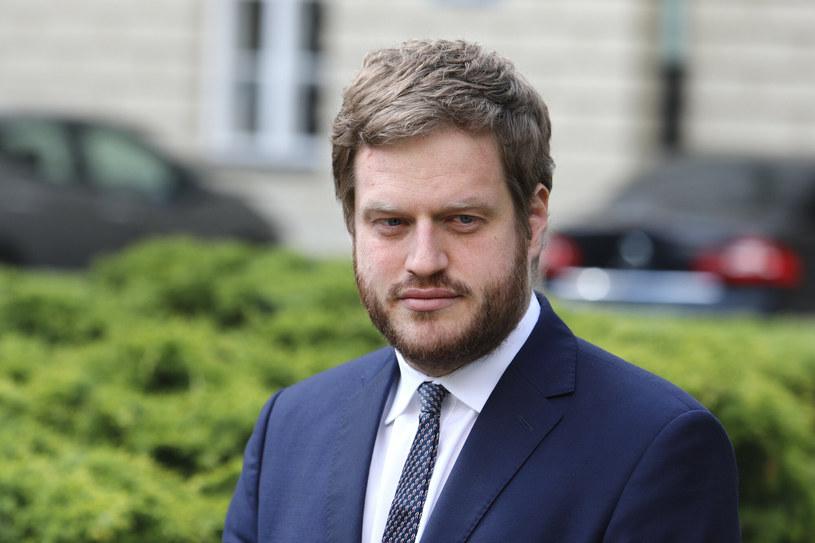 Janusz Cieszyński, były wiceminister zdrowia, ma zostać nowym ministrem cyfryzacji /Tomasz Jastrzębowski /Reporter