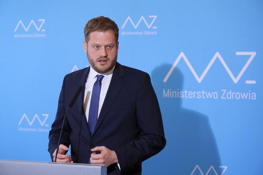 Janusz Cieszyński /Paweł Supernak /PAP