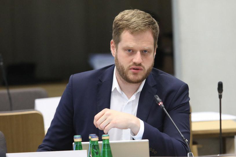 Janusz Cieszyński /Tomasz Jastrzębowski /Reporter