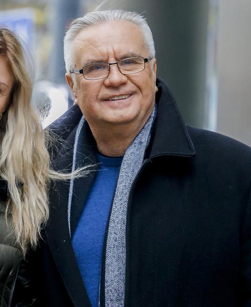 Janusz Dzięcioł obecnie /Norbert Nieznanicki /AKPA