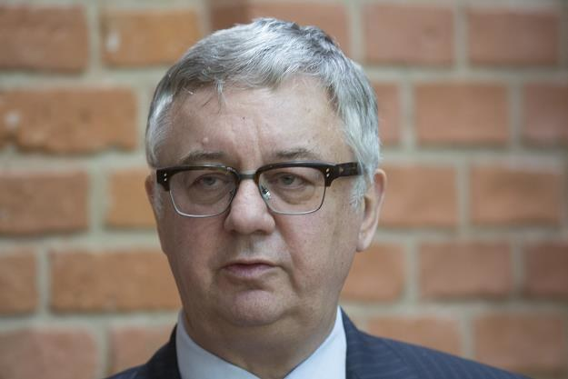 Janusz Filipiak, prezes Comarchu. Fot. Marian Zubrzycki /FORUM